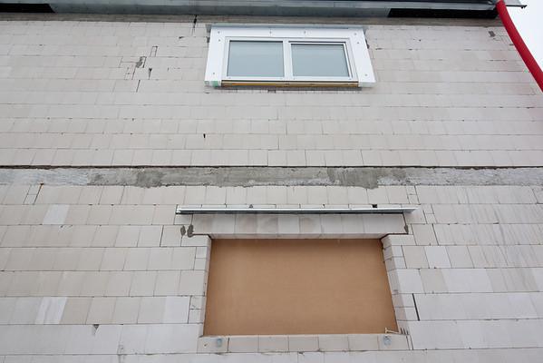 předsazená montáž oken dřevohliníková okna Internorm