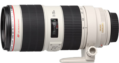 Canon EF 70-200 2.8 IS II L