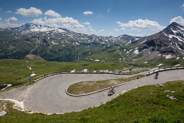 Grossglockner bicycle
