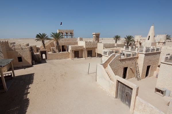 Zekreet Film City Qatar