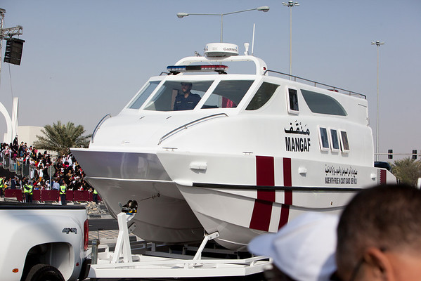 Qatar National Day boats