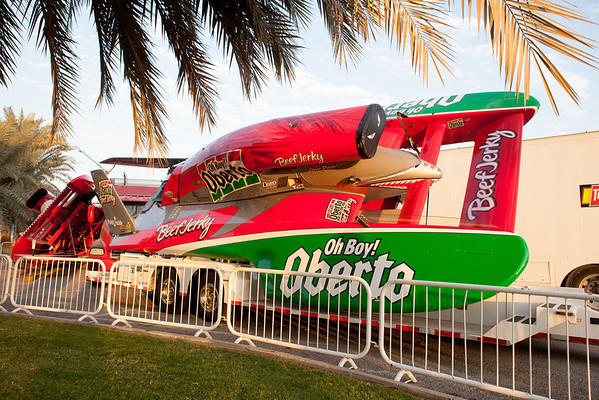 Qatar super speedboat H1