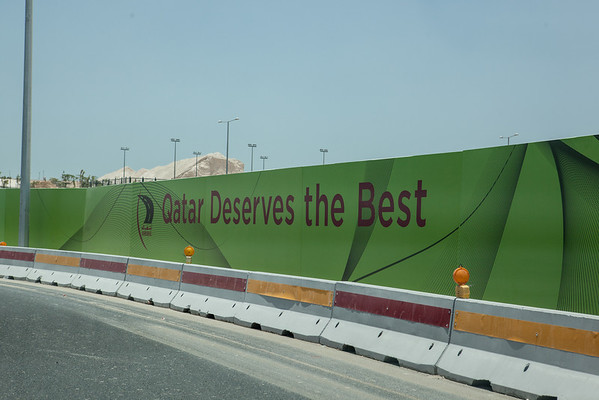 Qatar deserves the best