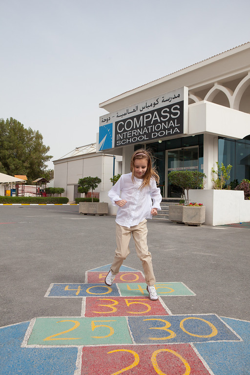 Tímea Jarošová Compass International Doha