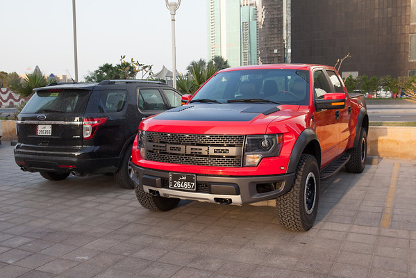 Ford Raptor Ford Explorer