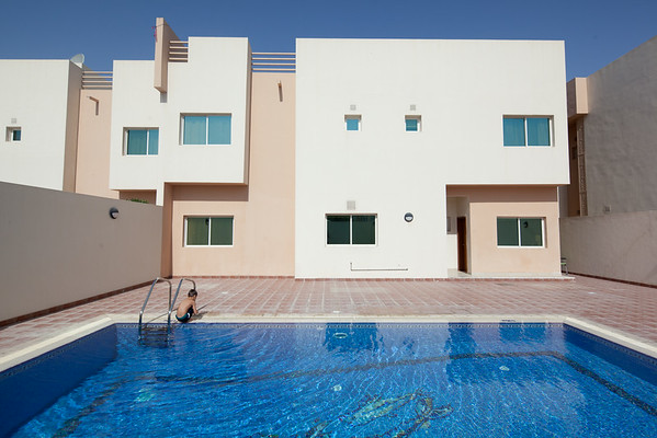 Al Jazi Village 2 private pool
