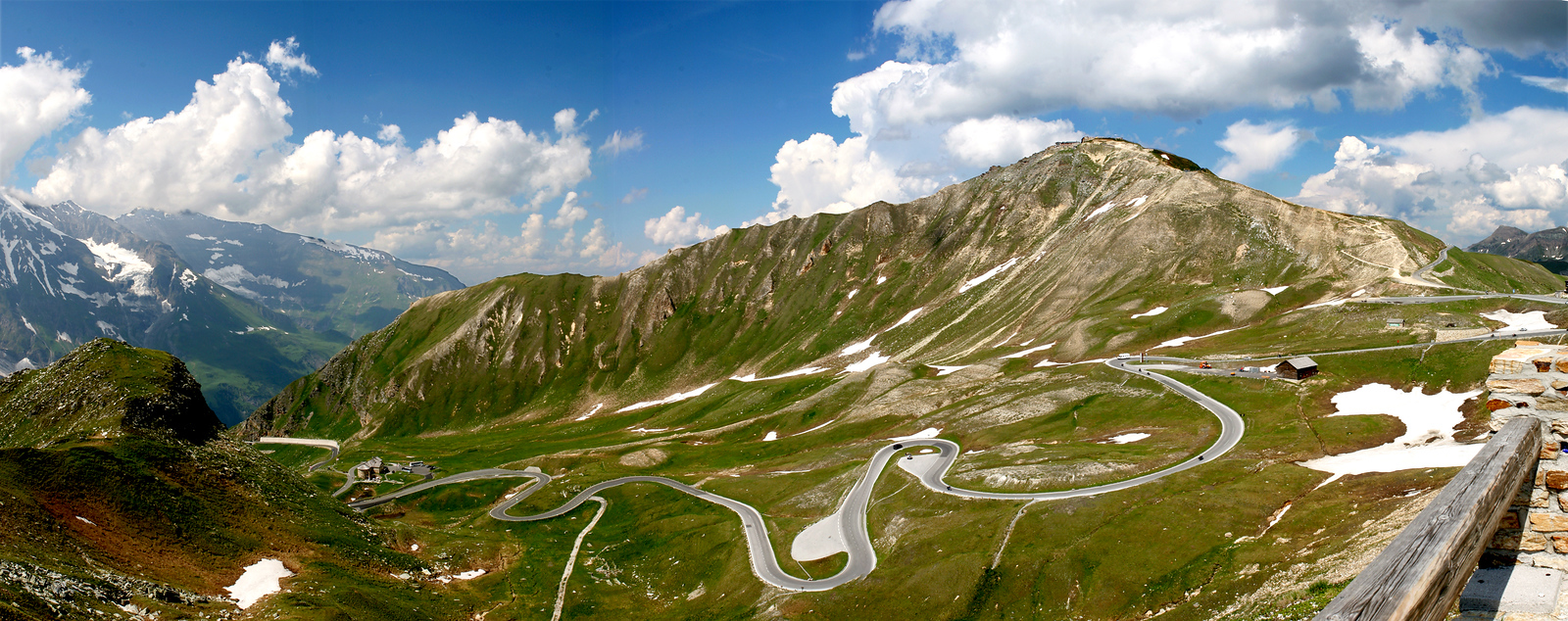 Passo Giau panorama