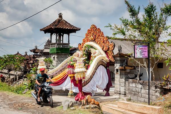 Bali svatba
