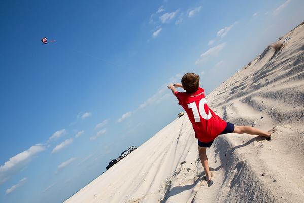 Martin Jaros kites beach Qatar