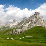 Passo Giau Alps 2006