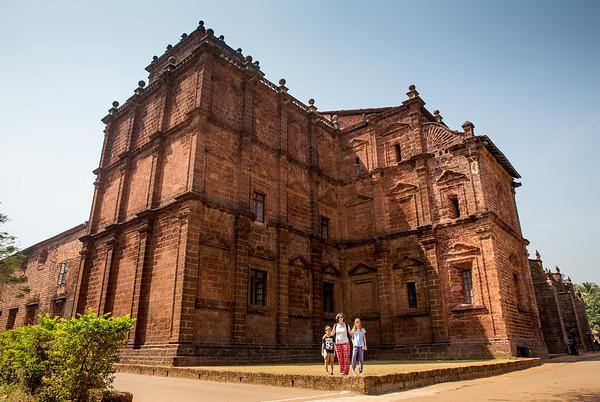 Goa India Bom Jesus