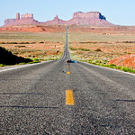 Monument Valley. The classic photo of the American West - including a fellow photographer who is taking another copy. Just stop at the 13th mile marker of the 163 Hwy and turn back. You will ...