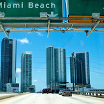 ... heading to the Port of Miami